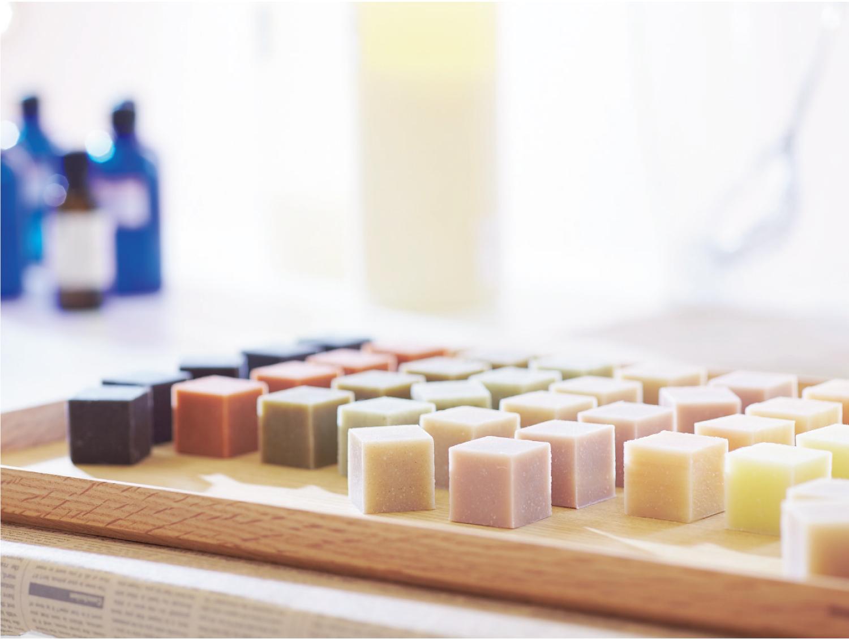 【女川町】地産の素材で作る!手作り石鹸【コース番号:70003】