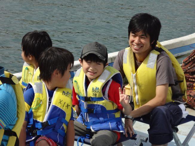 漁業体験1