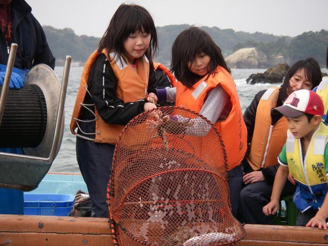 【東松島市】宮城オルレも楽しめる奥松島de泊まって漁業体験♪【コース番号:21002】