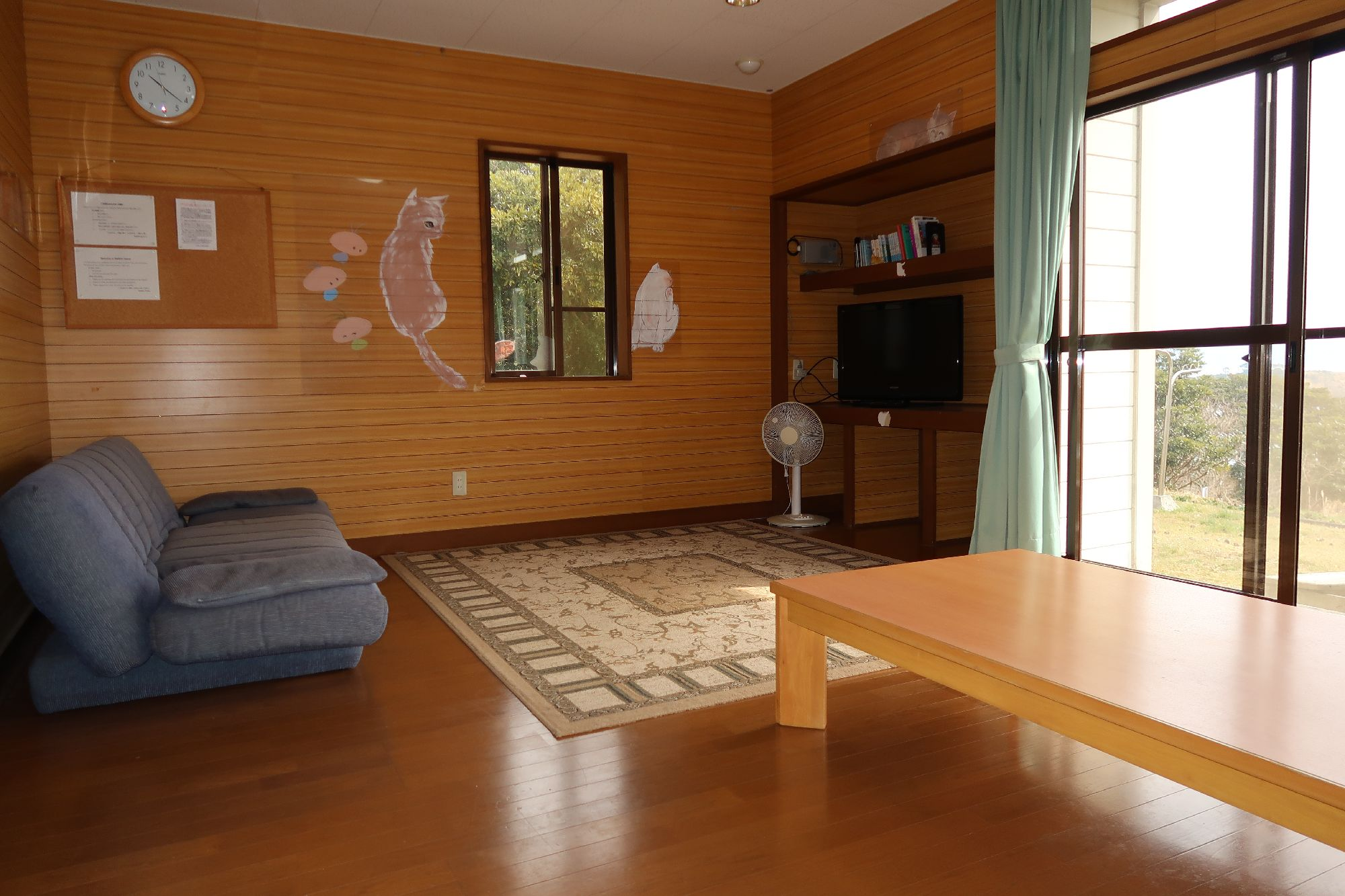 田代島マンガアイランド・しまロッジ 宿泊予約【2019年4月20日~9月30日まで】