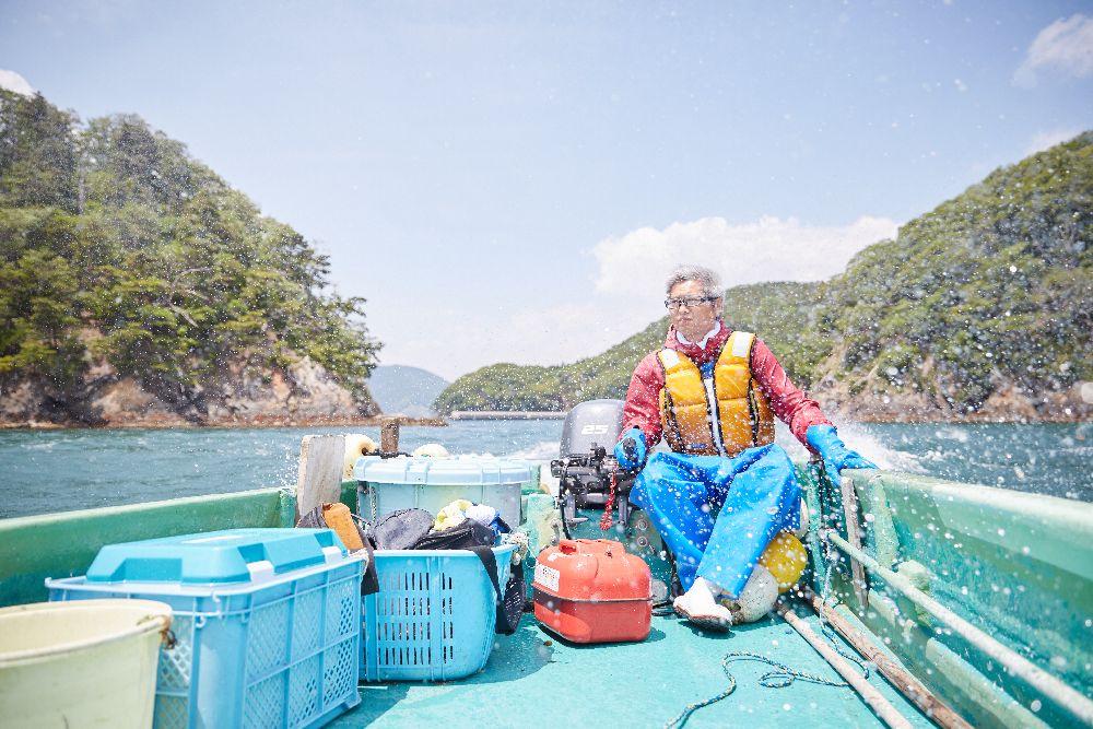 【石巻市】海から楽しむ。~船上からのアート鑑賞【コース番号:10022】
