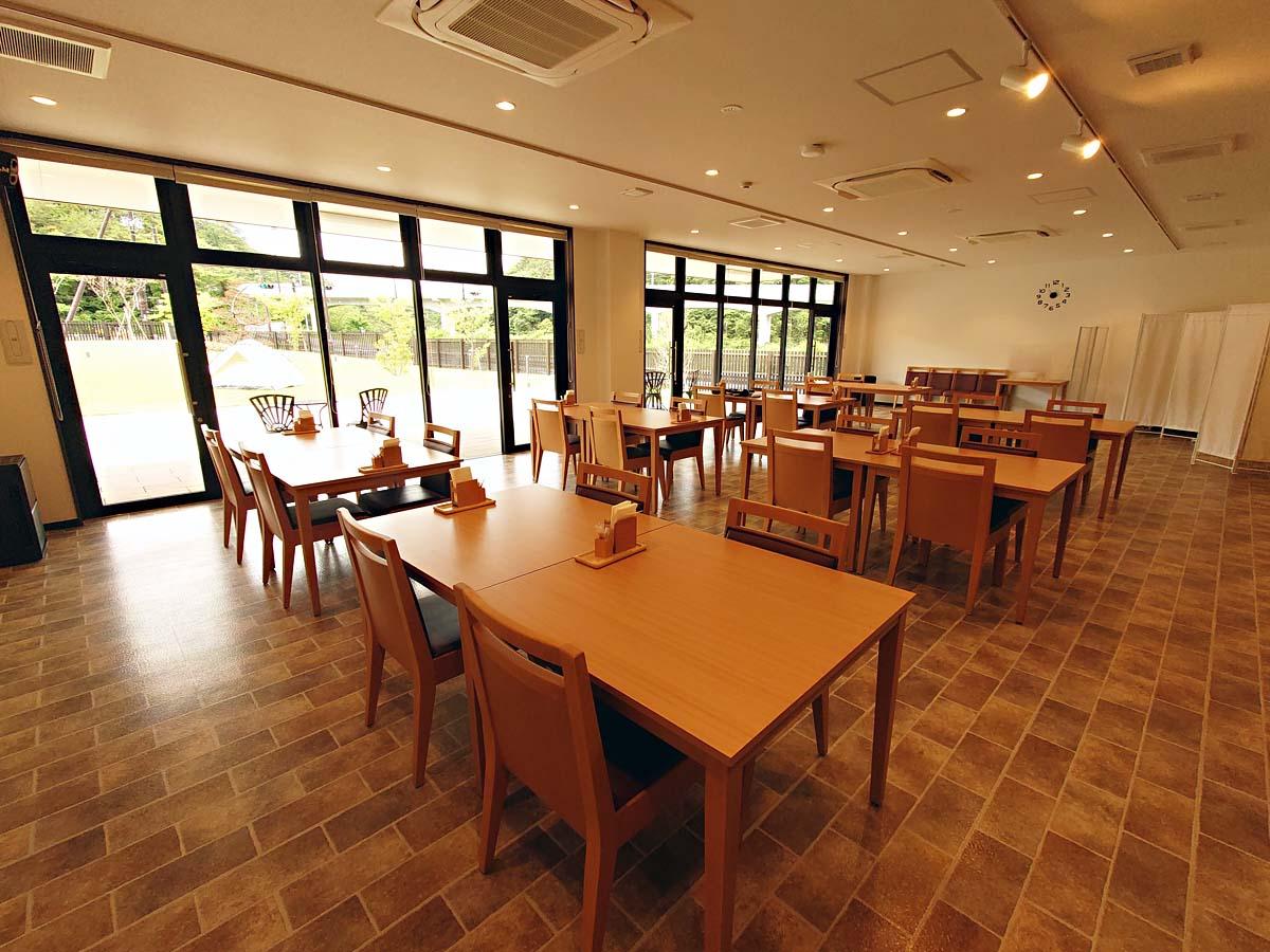 レーンホテルレストラン